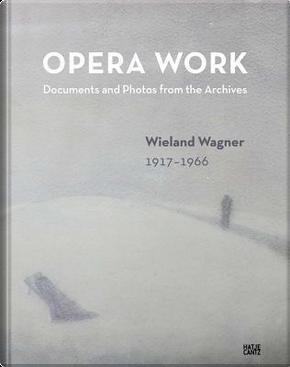 Wieland Wagner by Jens Neubert