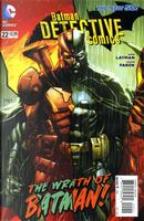 Detective Comics Vol.2 #22 by John Layman