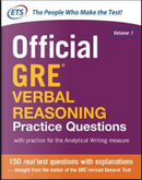 Official GRE Verbal Reasoning Practice Questions by N/A Educational Testing Service