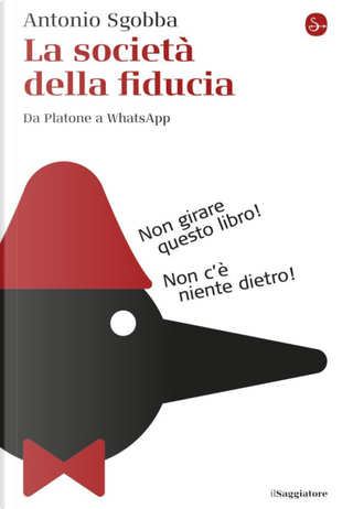 La Società della fiducia by Antonio Sgobba