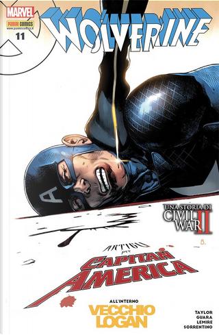 Wolverine n. 337 by Jeff Lemire, Tom Taylor
