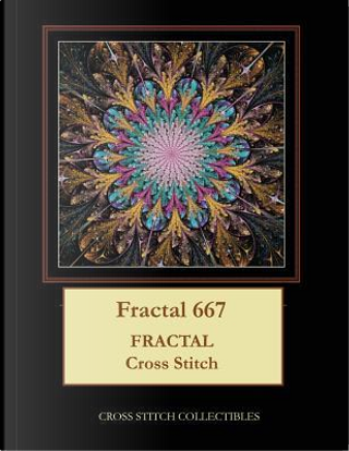 Fractal 667 by Cross Stitch Collectibles