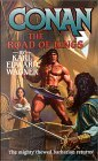 Conan by Karl Edward Wagner