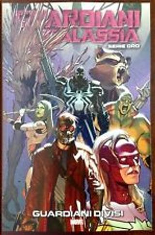 Guardiani della Galassia: Serie oro vol. 4 by Brian Michael Bendis