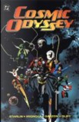 Cosmic Odyssey by Carlos Garzon, Jim Starlin, Mike Mignola