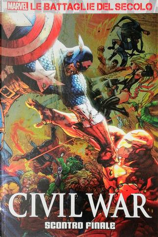 Marvel: Le battaglie del secolo vol. 2 by Mark Millar, Paul Jenkins