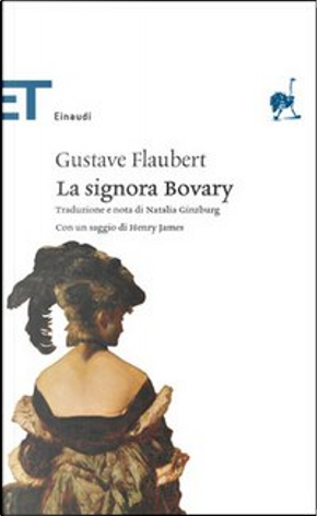 La signora Bovary by Gustave Flaubert