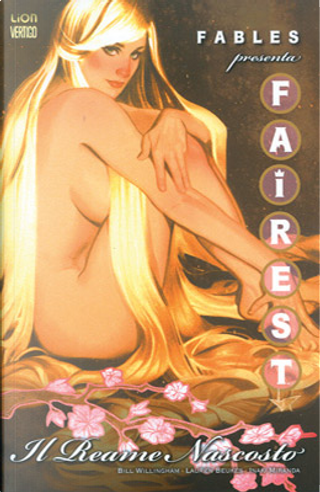 Fairest vol. 2 - Il reame nascosto by Bill Willingham, Lauren Beukes