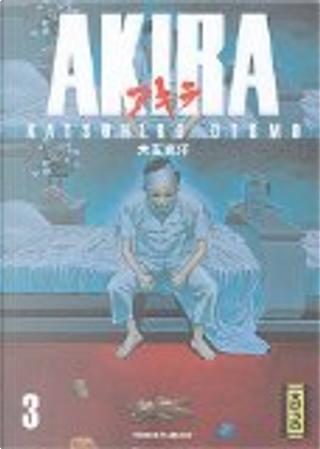 Akira by Katsuhiro Otomo