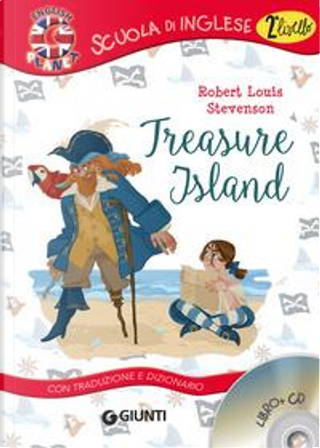 Treasure island. Con traduzione e dizionario. Con CD-Audio by Robert Louis Stevenson