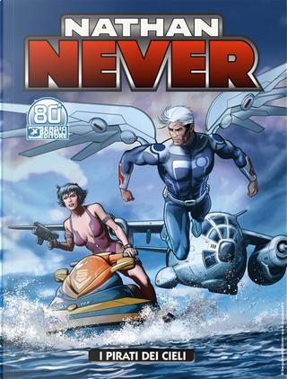 Nathan Never n. 358 by Sergio Masperi