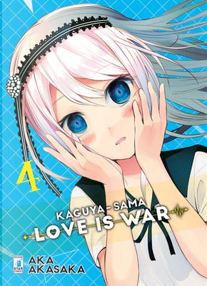 Kaguya-sama. Love is war vol. 4 by Aka Akasaka