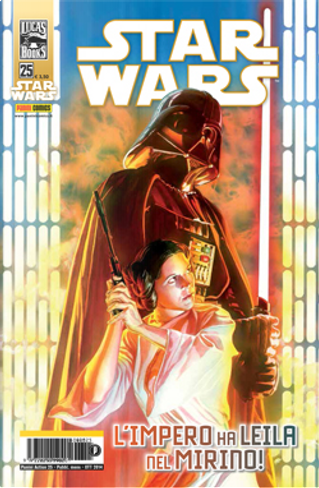 Star Wars vol. 25 by Russ Manning, John Jackson Miller, W. Haden Blackman, Brian Wood
