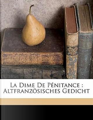 La Dime de P Nitance by Breymann Hermann 1843-1910