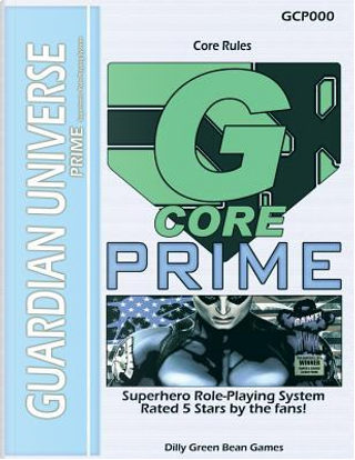 G-Core Prime by Jay Libby