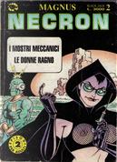 Necron - I mostri meccanici - Le donne ragno by Ilaria Volpe, Magnus