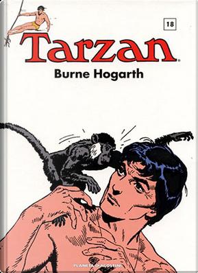 Tarzan (1949-1950) vol. 18 by Burne Hogarth