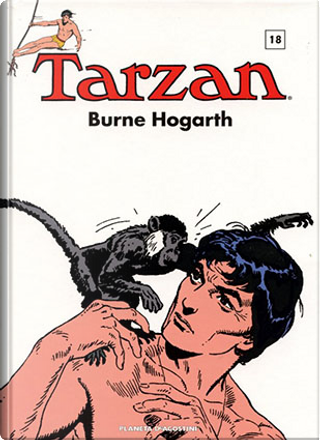 Tarzan (1949-1950) vol. 18 by Burne Hogarth