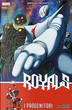 Royals vol. 2 by Al Ewing