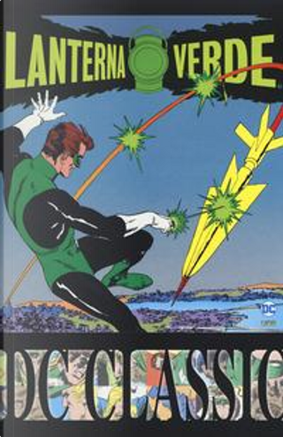 Lanterna Verde. Classic by John Broome
