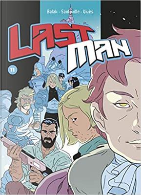 Last Man, Tome 11 by Balak