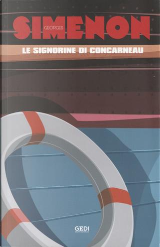 Le signorine di Concarneau by Georges Simenon