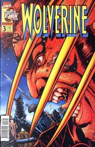 Wolverine n. 133 by Larry Stucker, Steve Skroce