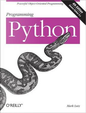 Python编程(上下) by Mark Lutz