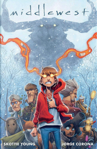 Middlewest - Vol. 2 by Skottie Young