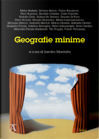 Geografie minime by AA. VV.