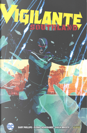 Vigilante by Gary Phillips