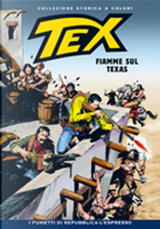 Tex collezione storica a colori n. 198 by Aurelio Galleppini, Carlo Raffaele Marcello, Claudio Nizzi, Gianluigi Bonelli, Giovanni Ticci, Mauro Boselli