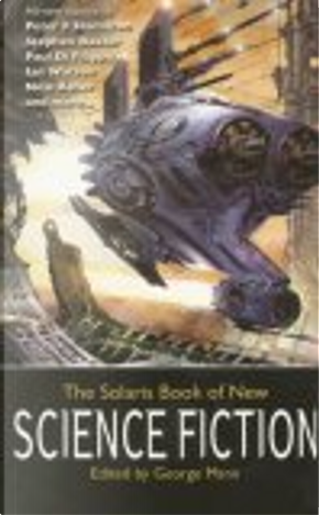 The Solaris Book of New Science Fiction 2007 by George Mann