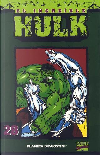 El Increíble Hulk. Coleccionable #28 (de 50) by Peter David