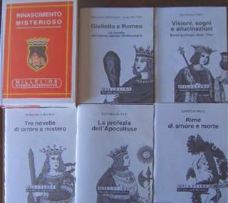 Rinascimento misterioso by Benvenuto Cellini, Isabella di Morra, Leonardo da Vinci, Masuccio Salernitano, Matteo Maria Bandello