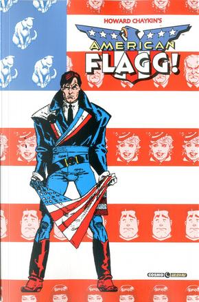 American Flagg! vol. 2 by Howard Chaykin