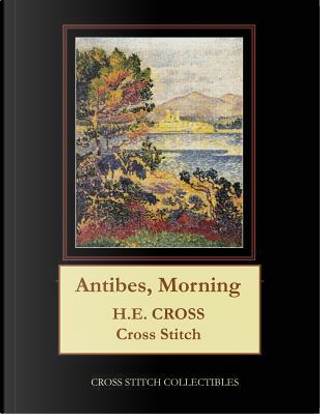 Antibes, Morning by Cross Stitch Collectibles