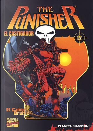 The Punisher / El Castigador, coleccionable #28 (de 32) by D.G. Chichester, Gregory Wright, Mike Baron