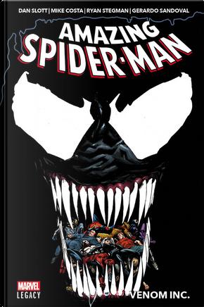 Amazing Spider-Man - Venom inc. by Dan Slott, Mike Costa