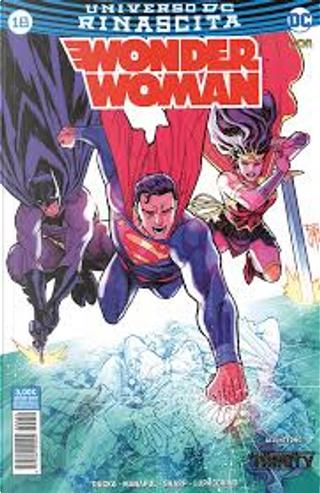 Wonder Woman #18 by Francis Manapul, Greg Rucka, Liam Sharp