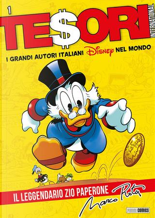 Tesori international n. 12 by Carl Fallberg, Gail Renard, Jim Kenner, John Kane, Marco Rota, Paul Halas, Russel Lewis, Werner Wejp-Olsen