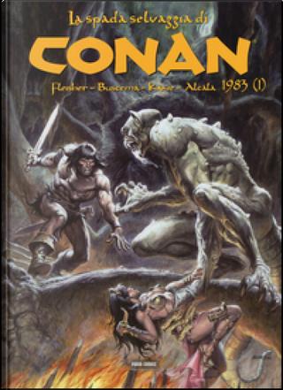 La spada selvaggia di Conan vol. 15 by Michael Fleisher