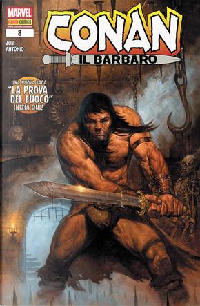 Conan Il Barbaro n. 8 by Jim Zub