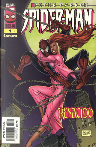 Peter Parker, Spider-Man #1 (de 23) by Howard Mackie, J. M. DeMatteis, Todd DeZago, Tom DeFalco