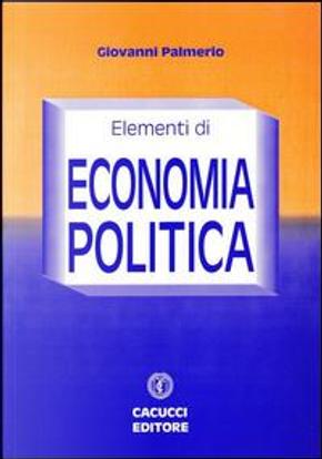 Elementi di economia politica by Giovanni Palmerio