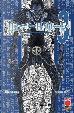 Death Note vol. 3 by Takeshi Obata, Tsugumi Ohba