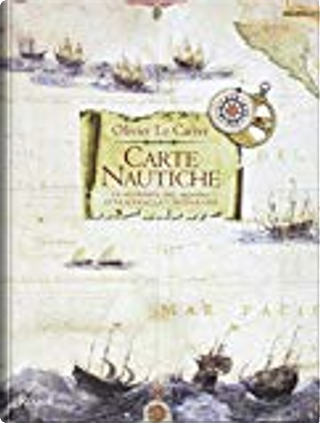 Carte nautiche by Olivier Le Carrer