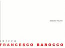 Francesco Barocco by Elena Volpato