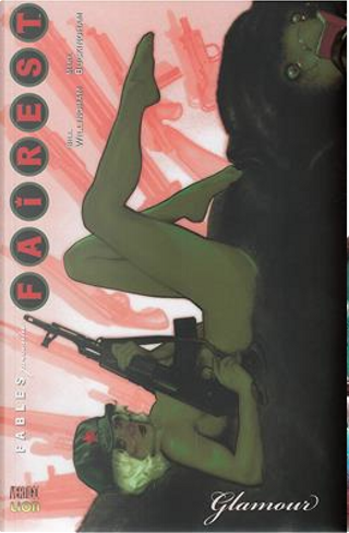 Fairest vol. 5 - Glamour by Bill Willingham, Marc Buckingham