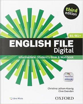 English file digital. Intermediate. Entry book-Student's book-Workbook. With key. Per le Scuole superiori. Con e-book. Con espansione online by Aa.vv.